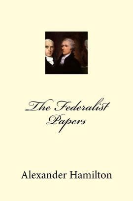 federalist paper 51 summary and analysis
